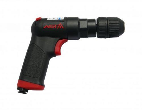 A-7238N-KL Pneumatic Drill Pistol Grip 13/32″/ 10mm, 800 RPM Keyless Air Powered