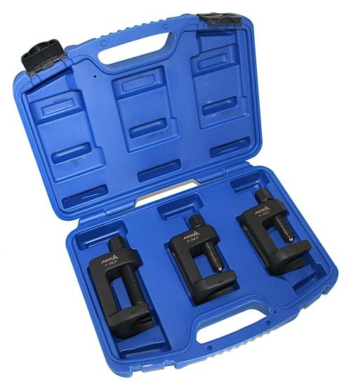 A-3BJP Ball Joint Removal Tool, 3pc Universal Set for AUDI, BMW, FORD, VW