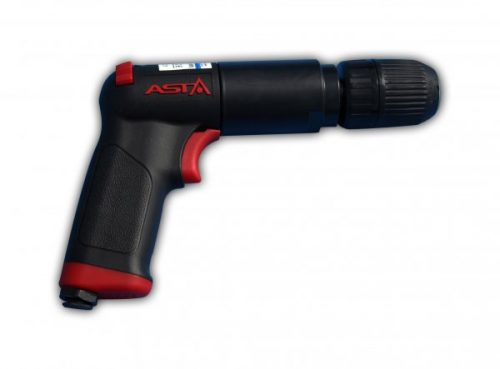 A-6212N-KL 1/2″ Air Pistol Drill, 800 RPM, Keyless, Air Powered