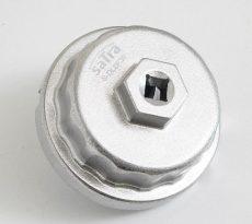 S-DLOF38 Oil Filter Wrench Cap Socket Remover Tool Toyota Lexus 14 Flutes 3/8″Dr