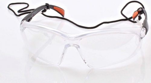 S-SG13 Safety Goggles with UV Protection